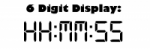 6 Digit NTP Display Format