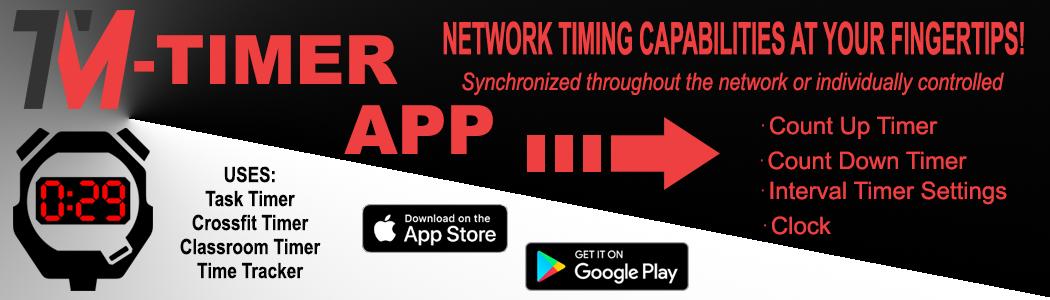 Tm-timer App Banner