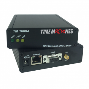 NTP Time Server with GPS