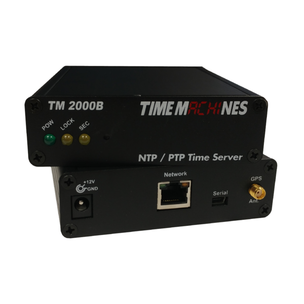 ntp and ptp time servers