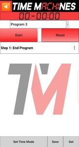 Timer Program Blank Program