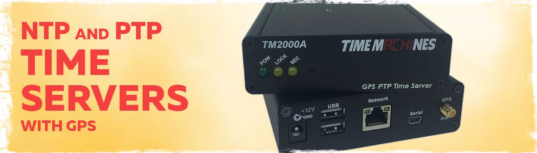 Time servers with gps technology on sale