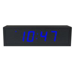 NTP PoE Clock Timer Display blue-4 small digits