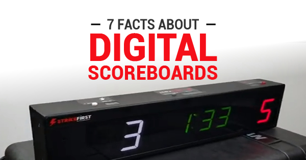 digital scorekeeper