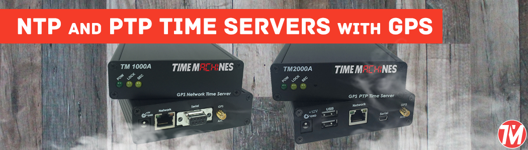 highest rated gps time servers, including ntp and ptp technology