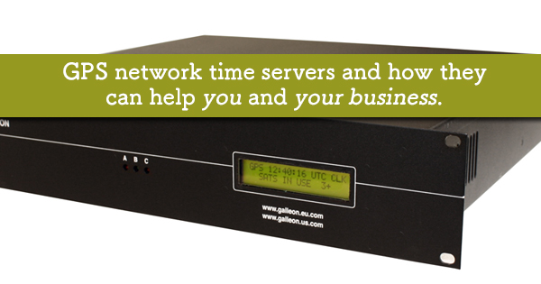 gps network time server