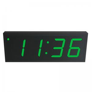 NTP PoE Clock Timer Display green-4 large digits