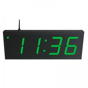 NTP WiFi Clock Timer Display green-4 large digits