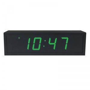 NTP PoE Clock Timer Display green-4 small digits