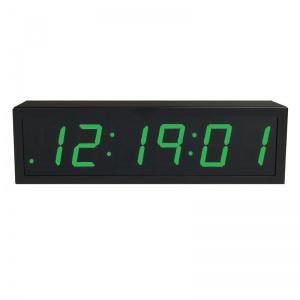 NTP PoE Clock Timer Display green-6 small digits