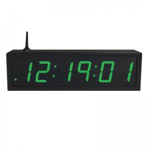 NTP WiFi Clock Timer Display green-6 small digits