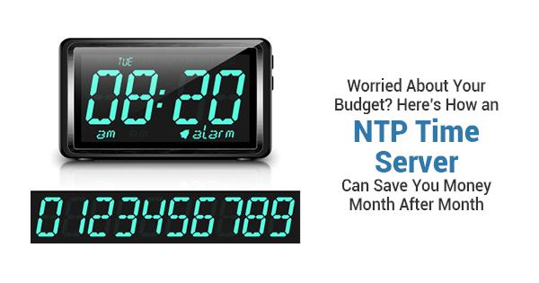 ntp time server