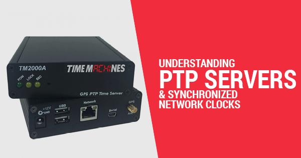 ptp time server