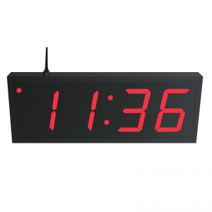 NTP WiFi Clock Timer Display red-4 large digits