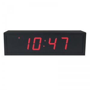 NTP PoE Clock Timer Display red-4 small digits
