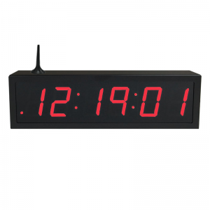 NTP WiFi Clock Timer Display red-6 small digits