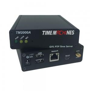ntp ptp time server