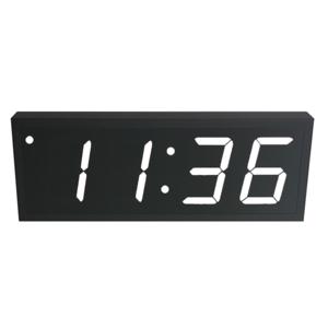 NTP PoE Clock Timer Display white-4 large digits
