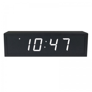 NTP PoE Clock Timer Display white-4 small digits