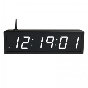 NTP WiFi Clock Timer Display white-6 small digits